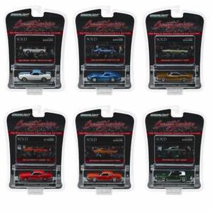 GREENLIGHT-37160-Barrett-Jackson-039-Scottsdale-Edition-039-Set-of-6-Diecast-Cars-1-64