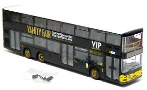 Rietze-67313-MAN-Lions-CIty-DD-Doppeldecker-BVG-Berlin-Vanity-Fair-Bus-1-87-H0