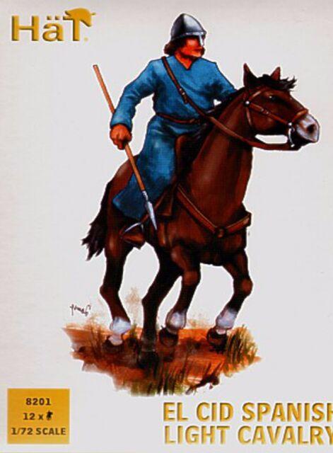 Hat - El cid Spanish light cavalry - 1:72