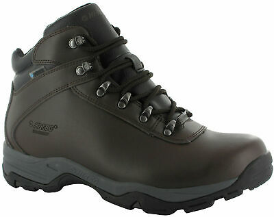 Hi-Tec Eurotrek Lite Leather Walking Hiking Waterproof Mens Ladies RRP £79.99