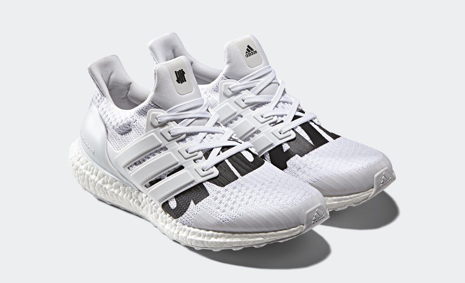 ADIDAS X UNDEFEATED Ultraboost 4.0 White Men's Size 4.5 (wmns Size 6) Limited