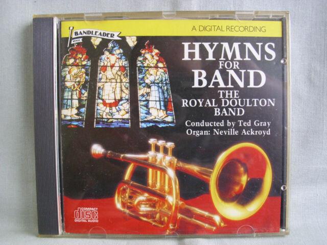 Royal Doulton Band/ Ted Gray- Hymns for Band