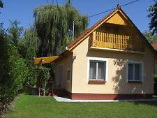 Ferienhaus direkt am Plattensee, Südseite zu vermieten, ideal für Familien!