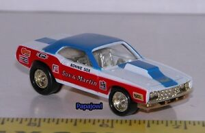 Details about Sox Martin 1971 Plymouth Hemi 71 Cuda Johnny Lightning Gold  Limited Edition 1:64