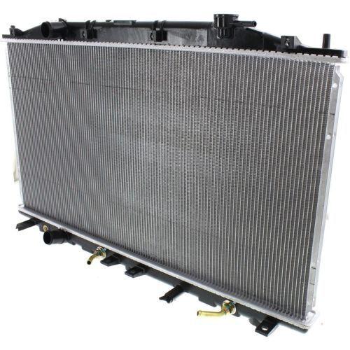 TYC 13082 Radiator Assy for Acura TSX 2.4L L4 2009-2011 Models