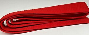 Red Belt Size 2/160 Karate