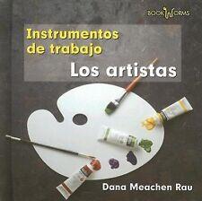 Los Artistas / Artists (Los Instrumentos De Trabajo Que Usamos / Tools-ExLibrary