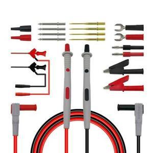 12IN1-Multimeter-Test-Clip-Lead-Heavy-Duty-Banana-Tester-Tool-For-Fluke-Pro-V9T7