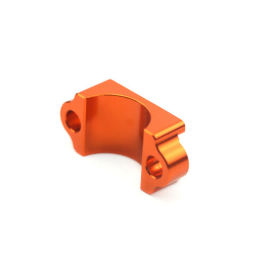 Master Cylinder Clamp Cover For KTM 300 350 400 450 500 EXC XCW SXF XCFW EXCF XC