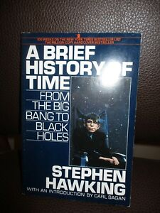 Details About A Brief History Of Time From The Big Bang To Black Holes By Stephen Hawking 1