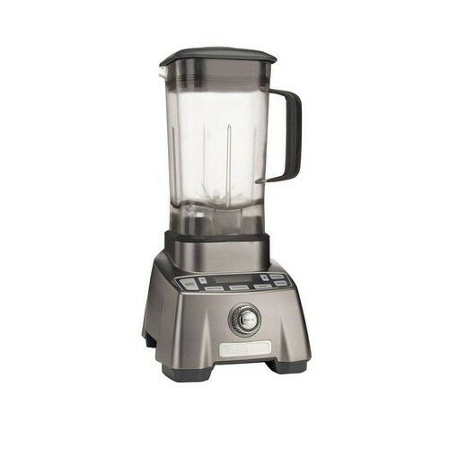 Countertop Blender Hurricane 64 Oz Programmable Pulse Control Variable Speed New