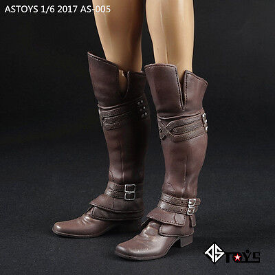 In-Stock 1//6 Scale ASTOYS AS004 Boots For 12in Scarlet Witch Action Figure