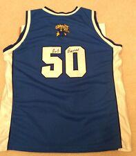 Bob Burrow Kentucky Wildcats AUTO Jersey #50