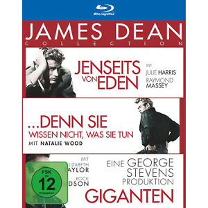 James-Dean-Collection-Blu-ray