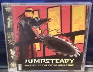 Jumpsteady-Master-of-the-Flying-Guillotine-CD-insane-clown-posse-twiztid-esham
