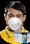 Indexbild 9 - Mundschutz 3M Uvex FFP 2 FFP2  6922 8810 VFlex 9152 2220 Atemschutzmaske  Ventil