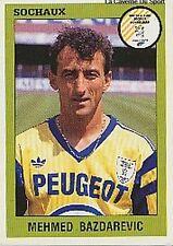 N°260 BAZDAREVIC # BOSNIA FC.SOCHAUX VIGNETTE PANINI FOOTBALL 94 STICKER 1994