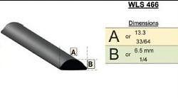 73-87 Chevy//GMC PICKUP BACK GLASS AND WINDSHIELD GASKET BLACK TRIM INSERT