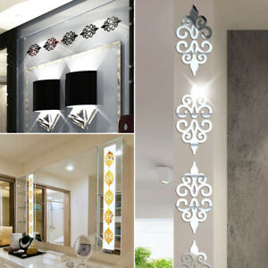10pcs-3D-Mirror-Wall-Sticker-Set-Non-Toxic-Gold-Silver-Black-Mural-House-Decals