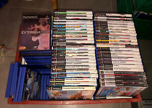 Plus de 350 titres Playstation 2 PS2 dispo à petits prix faites votre choix PAL