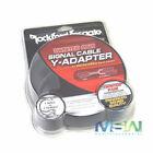 Rockford Twisted Pair Y-Adapter 1 Fema