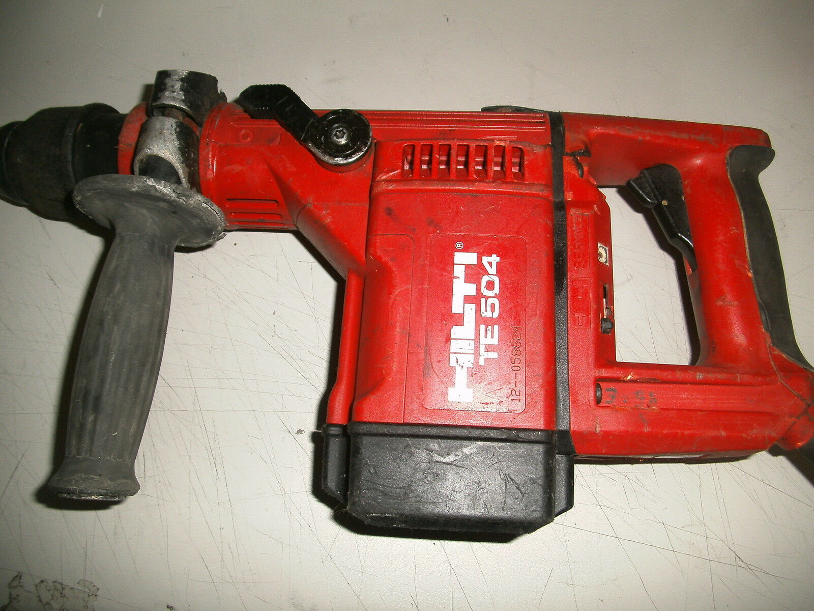 Reparatur Meißelhammer Hilti TE 504