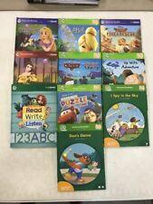 Leapfrog Tag Books! Lot of 10! Popular Kids Books! Free Shipping!