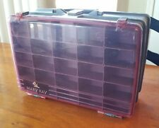 Vintage Large Mary Kay Consultant Makeup Travel Organizer Suitcase Hard Case