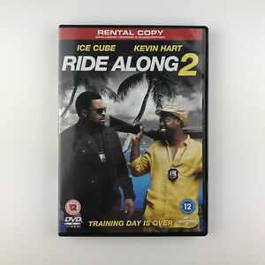 Ride Along 2 (DVD, 2016) r