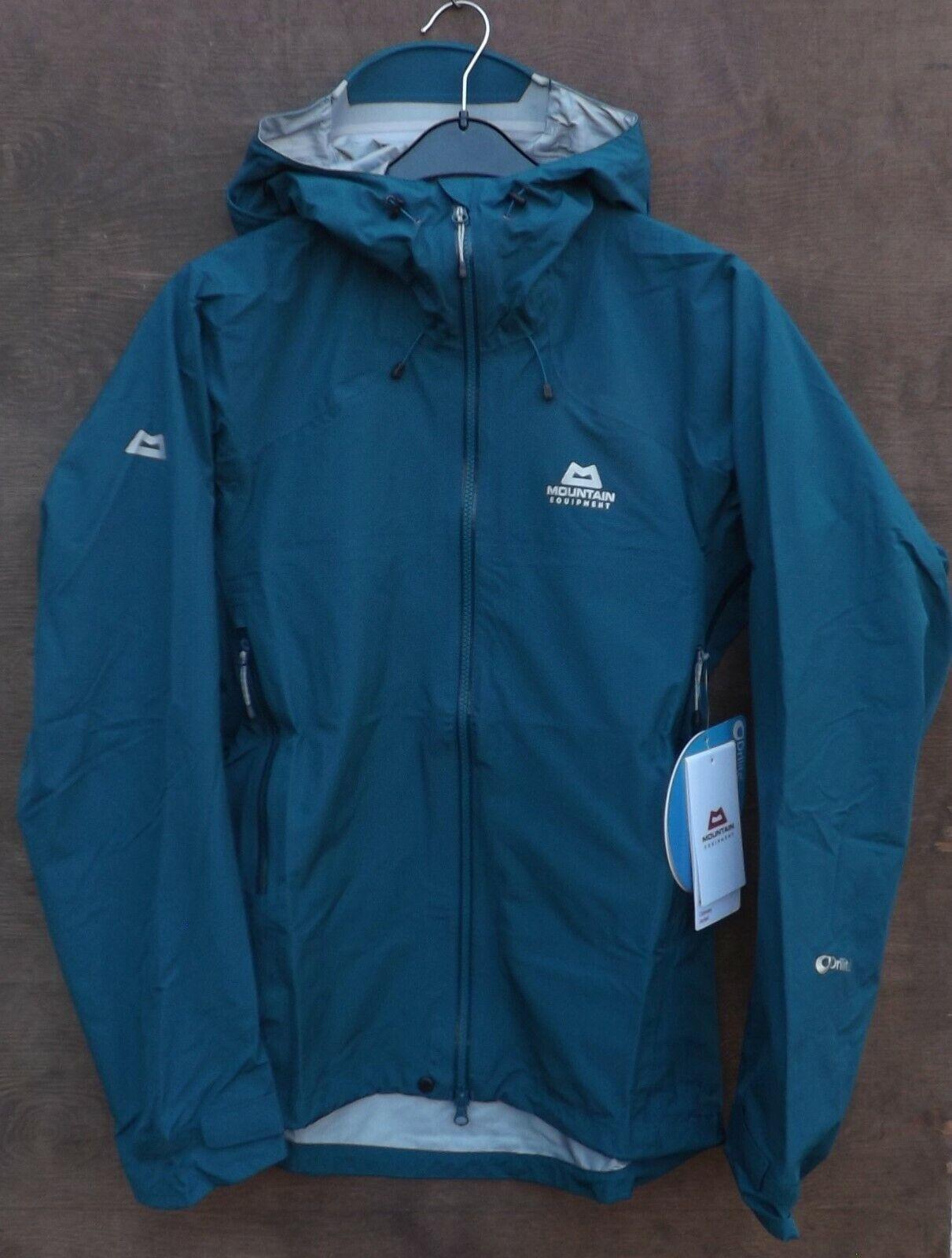 Mountain Equipment odyssey  Jacket Men estancos 3-LAGEN señores chaqueta azul  ahorrar en el despacho