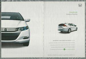 2009-HONDA-INSIGHT-2-page-advertisement-Honda-Hybrid