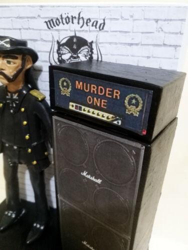"Figurine Lemmy Kilmister of Motörhead Action Figure 22 cm.//8,6 /"""