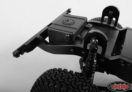 Gelande 2 Rear Replacement METAL  Bumper G2 D90 D110 RC4WD Z-S0801 176mm