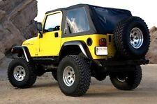 New Jeep Wrangler tj 97-06 Soft top Frameless Black Tinted 109535 Rampage