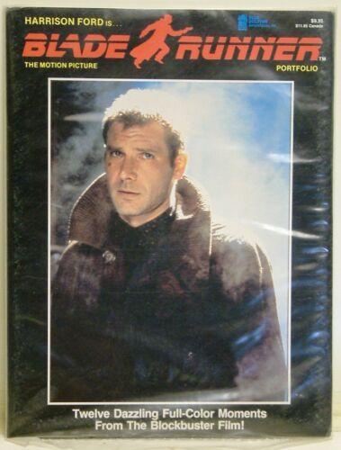 XXX BLADE RUNNER The Blade Runner portfolio made in 1982