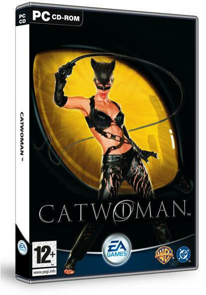 PC-CATWOMAN MW GAME NEUF