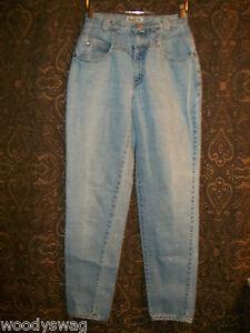 Sasson-Jeans-pre-owned-good-condition-Size-8-100-Cotton-fray-Vintage-Ooh-La-La