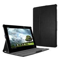 Asus Eee Pad Transformer Prime Tf201 Minisuit 3-view Case And Cover (black)