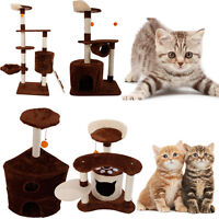 29 36 39 53 Cat Tree Tower Condo Furniture Scratching Post Pet Kitty Play