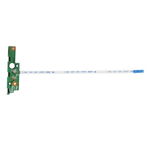 TOSHIBA P55W-B5318 POWER SWITCH BUTTON BOARD A000298290 3PBLSPB0000 NEW JF-US