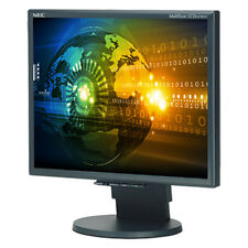 """NEC brand 2070NX-BK 20.1"""" S-IPS LCD Monitor 1600 x 1200 pixel - USED - EXCELLENT"""