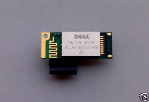DELL u5136 0u5136 Bluetooth Modulo per INSPIRON LATITUDE d600 d500 600m 500m