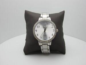 Women-039-s-NY-amp-C-Quartz-Analog-Dial-Formal-Dress-Watch-A828