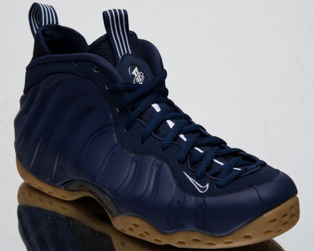 e907823bd80 Nike Air Foamposite One Men s New Midnight Navy Lifestyle Sneakers  314996-405