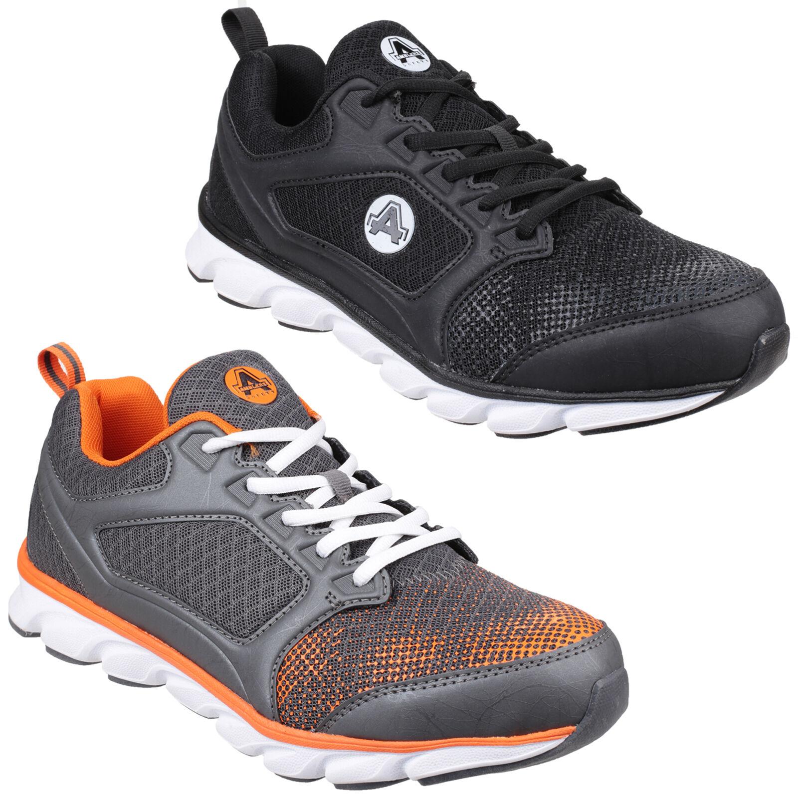 Amblers AS707 Kyanite sécurité homme steel toe cap formateurs chaussures UK6-12