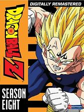 DRAGON BALL Z - COMPLETE SEASON 8 -   DVD - UK Compatible - New & sealed