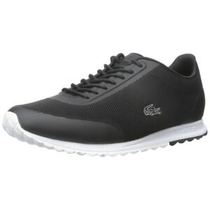 7ba954f93d215 Details about Lacoste Women Athletic Comfort Shoes Helaine Runner 116  Fashion Sneakers