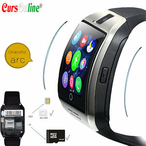 New-Orologio-Bracciale-SmartWatch-ARC-Telefono-Bluetooth-per-Ios-Android-iPhone