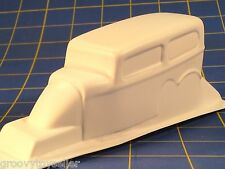 JDS 3043 '32 Ford Sedan FED body Styrene 1/24 slot car from Mid America Raceway
