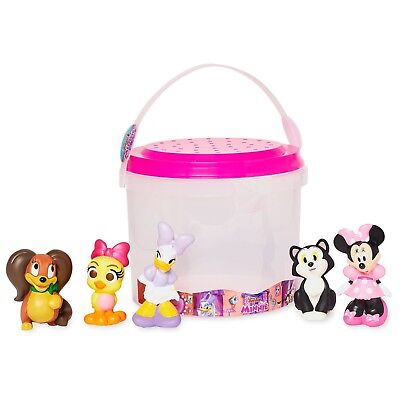 Spielzeug Disney Store Ariel Little Mermaid Bath Toys 4 Piece Set Tub Toy Playset